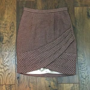 Anthropologie Skirts - Anthro Plenty by Tracy Reese layered tulip skirt